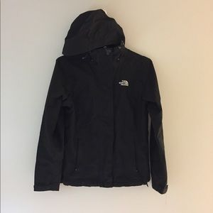 The North Face Hyvent Hooded Raincoat